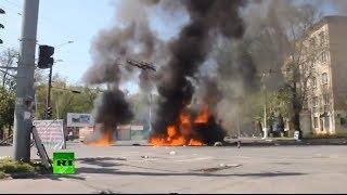 War in Ukraine May 2014