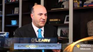 Kevin O'Leary's 'Cold, Hard, Truth' on Gold Investing