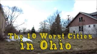 The 10 Worst Cities In Ohio Explained