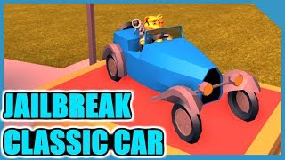 Roblox Jailbreak The Best Car In The Game
