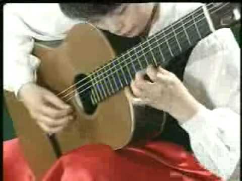 Li Jie - Rondó in A by Dionisio Aguado