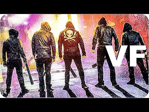 IMMIGRATION GAME Bande Annonce VF (2017) streaming vf