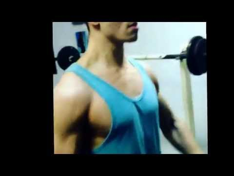 Biceps workout /superman mode on/