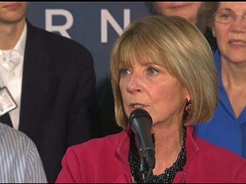Coakley Concedes to Baker for Mass. Governor