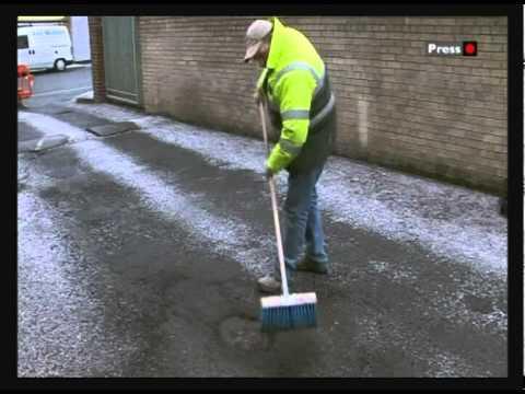 Pothole Repair Kit by Burts