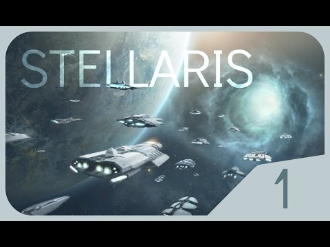 Let's Learn Stellaris - Noob Into Space #1 - A New Species [Mac] Stellaris Gameplay  / Tutorial