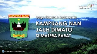 Download Lagu Kampuang Nan Jauh Dimato - Lagu Daerah Sumatera Barat (Karoke, Lirik dan Terjemahan) Gratis STAFABAND