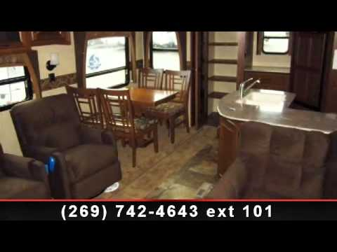 2014 Jayco Eagle Fifth Wheel - Haylett Auto and RV Supercen