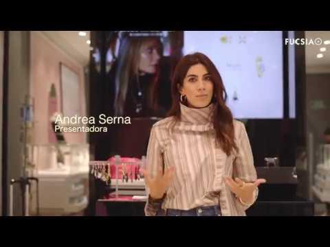 Andrea Serna comparte sus tendencias favoritas