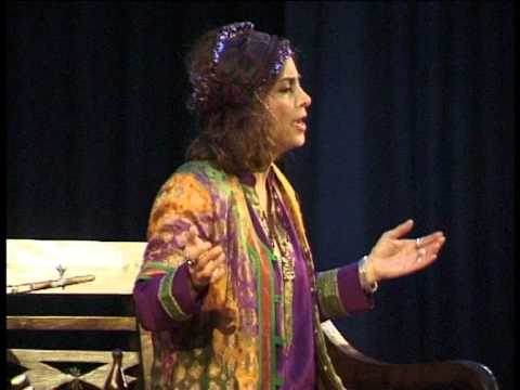 Sima Bina Concert Be Nafe Kodakane Afghan Dar Paris,2003 video
