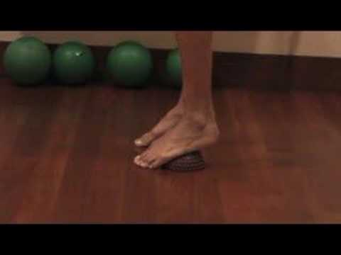 YAMUNA'S BASIC FOOT FLEXIBILITY EXERCISE FOR FOOT PAIN