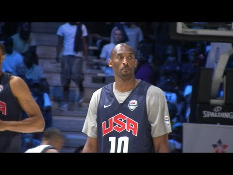 Kobe Bryant USA Highlights - 2012 Men's Olympic Basketball Team - 2012 London