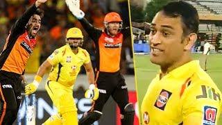 IPL 2019: SRH Thrash Dhoni - less CSK   Chennai Super Kings   Raina