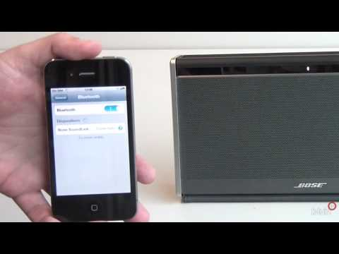 Review  del  nuevo altavoz Bose SoundLink Wireless Mobile Bluetooth