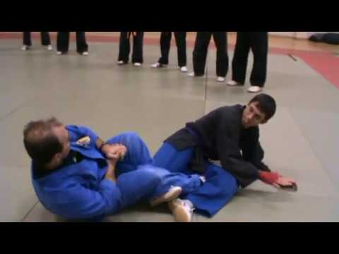 Leg Locks -MMA Grappling - KJN Nelson Pinto Image 1