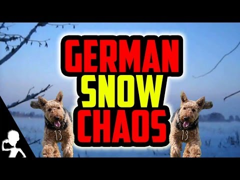 German Snow Chaos | Germanizing Retro Vlogs | 13