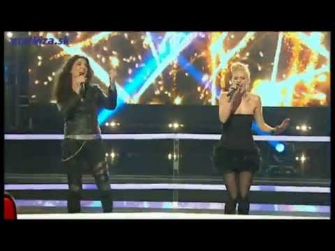 Hlas Česko Slovenska - Michaela Zemánková A Sára Milfajtová - Katy Perry - Unconditionally video