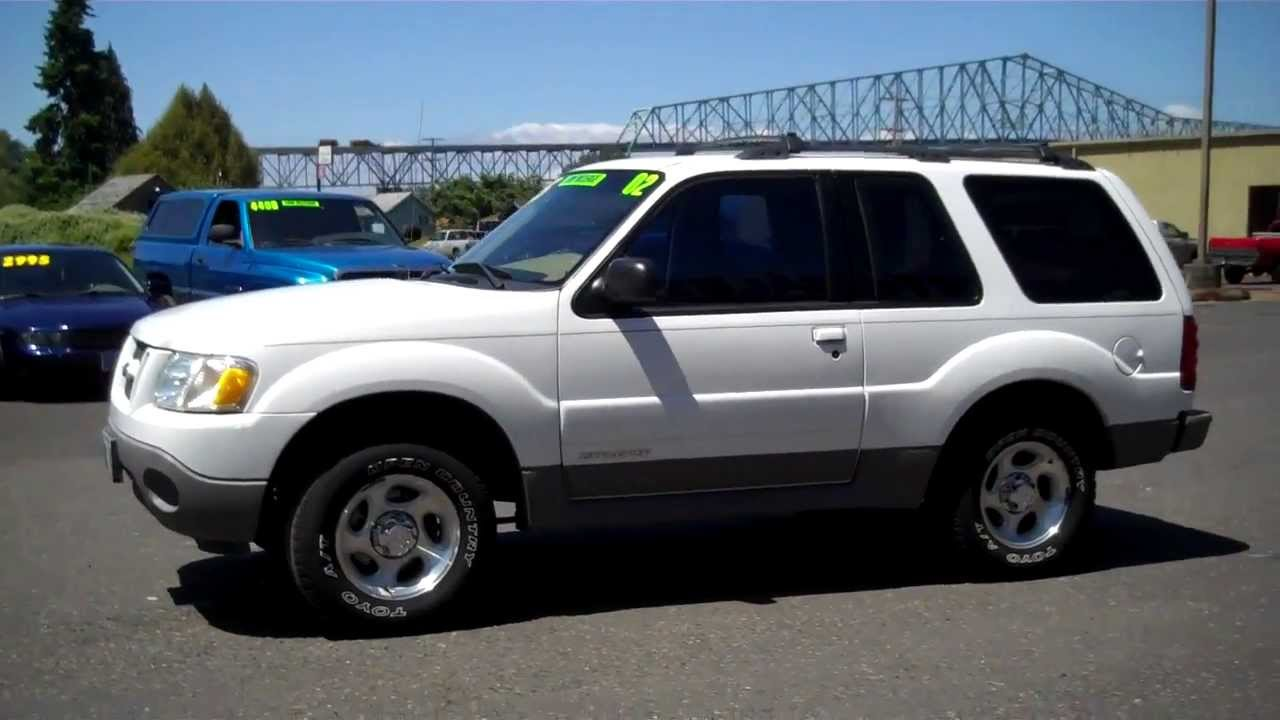 2002 Ford Explorer Sport Sold Youtube