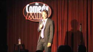 Todd Allen - live at the Comedy Mixx