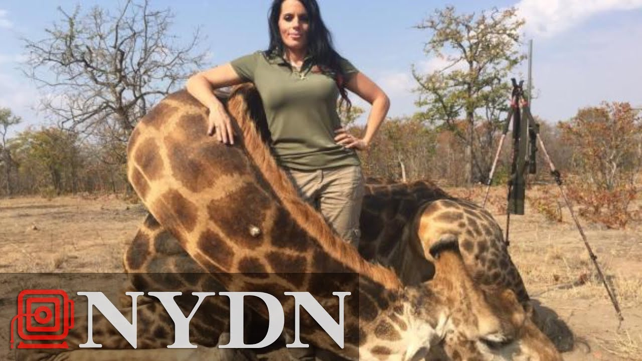 Sabrina Corgatelli sparks outrage for hunting photos