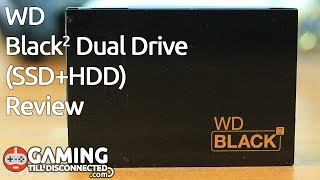 Review: WD Black2 Dual Drive (SSD+HDD) - Gaming Till Disconnected