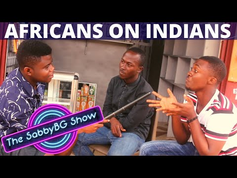 GHANA on INDIANS (Ft. Wode Maya) | What do Africans think about Indians thumbnail