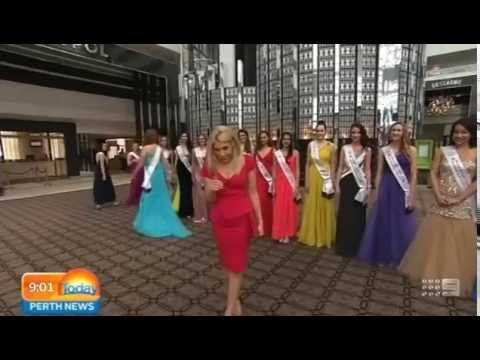 Miss World Australia WA State Finals Part 2 | Today Perth News