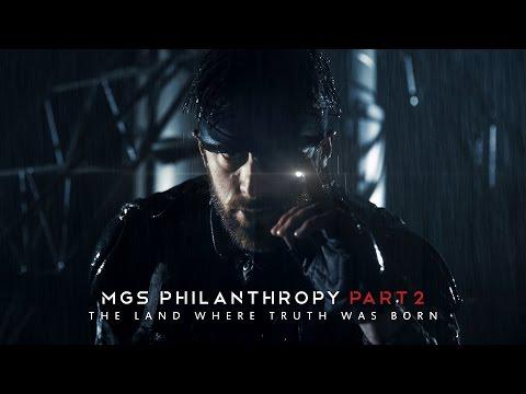 Metal Gear Solid Philanthropy - Part 2 (Short Film)