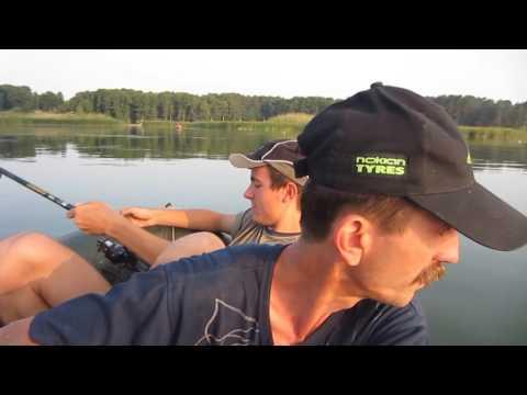 рыболовные базы на осколе