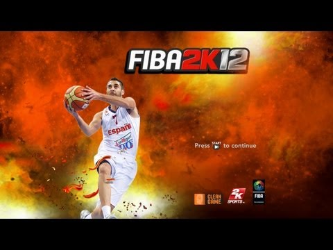 FIBA 2K12 London Olympics - USA vs. France - Group A