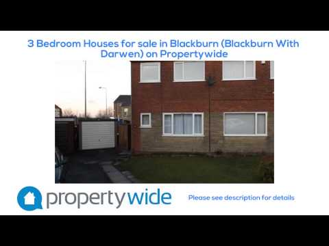 3 Bedroom Houses for sale in Blackburn (Blackburn With Darwen) on Propertywide
