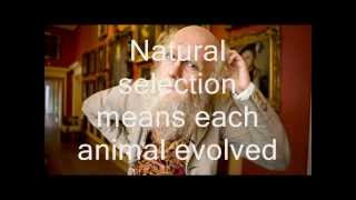 Horrible Histories: Charles Darwin Natural Selection (Lyrics)