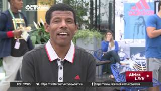 Gebrselassie credits technology for new records
