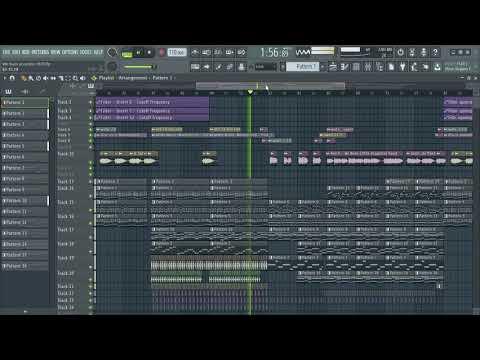 Avicii Ft Jozzy & Sandro Cavazza - We Burn (Faster Than Light) [Full Remake]