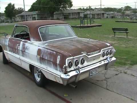 1963 impala video 36