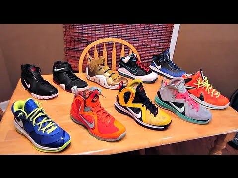 the best lebron james shoes