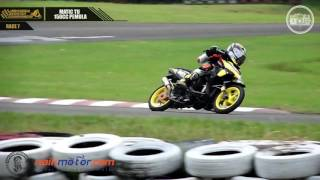 Indonesia Scooter Championship Seri 2- Kelas Matic Tune Up 150cc Pemula