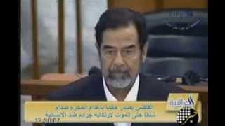 اگر صدام جنایتکار بود چگونه برادر شما شد؟