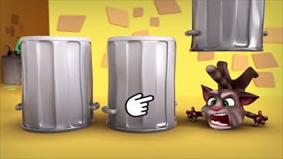 Talking Tom Shorts 7 - Cans