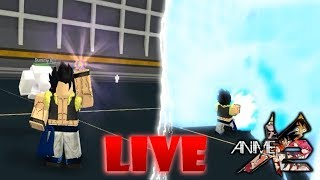 [GOGETA SNEAK PEAK] Anime Cross 2 Live Stream
