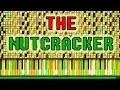 [Black MIDI] Synthesia - The Nutcracker II, March (Tchaikovsky) - 810,000 notes ~ BedrockSolid