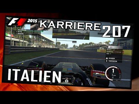 F1 2015/4. Saison #036/#207 Italien/Rennen[German|HD+|2K|PC|WHEEL CAM|TV CAM] Legende 100%