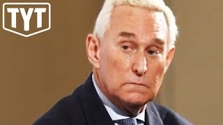 Roger Stone Found Guilty Of EVERYTHING