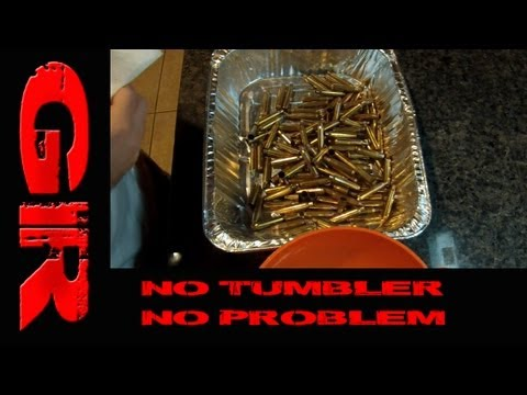 How To #9: Clean Brass Without A Brass Tumbler