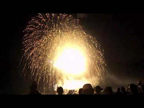 Firework Hanabi - Ishikawa, Japan