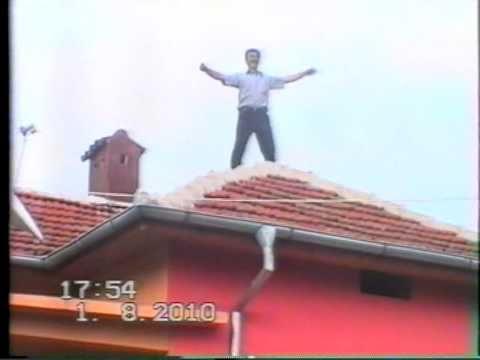 Кючек върху покрива