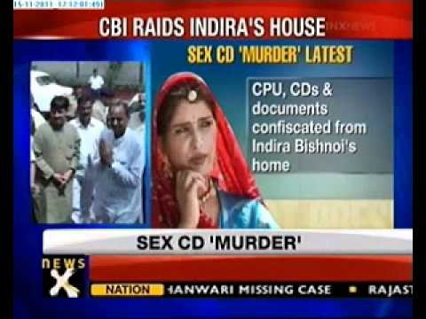 The noose has tightened around Congress MLA from Luni Malkhan Singh's sister Indira Bishnoi. The CBI raided the residences of Malkhan's brother Parasram and ...