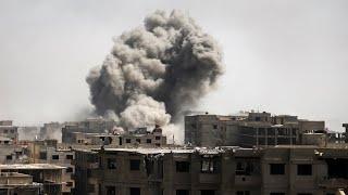 Syria: Rebels begin evacuating war-ravaged Eastern Ghouta
