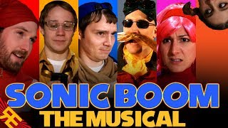 Sonic Boom the Musical - A Sonic the Hedgehog Song
