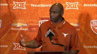 Charlie Strong Monday press conference [Oct. 20, 2014]